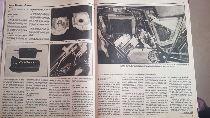 Revista solomoto 1977 y motociclismo 1981 20191121