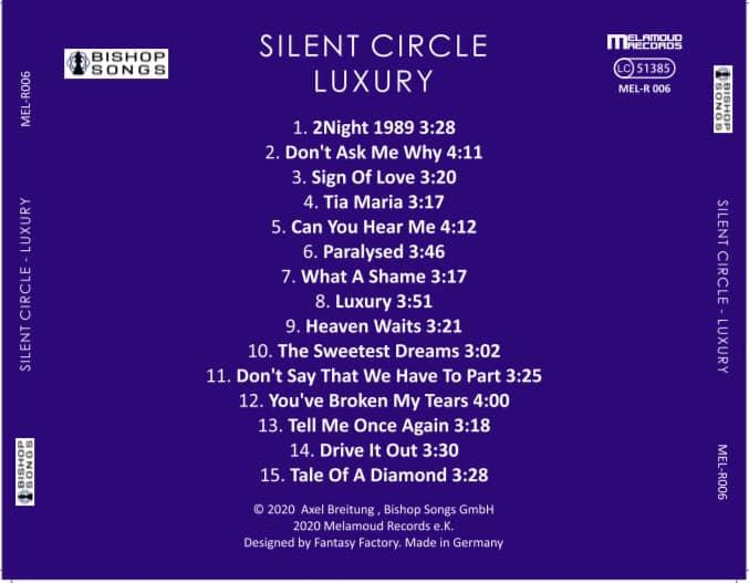 SILENT CIRCLE 83623610
