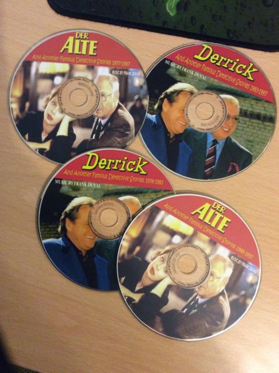 Сериал Деррик / TV series Derrick - Страница 4 Derric10