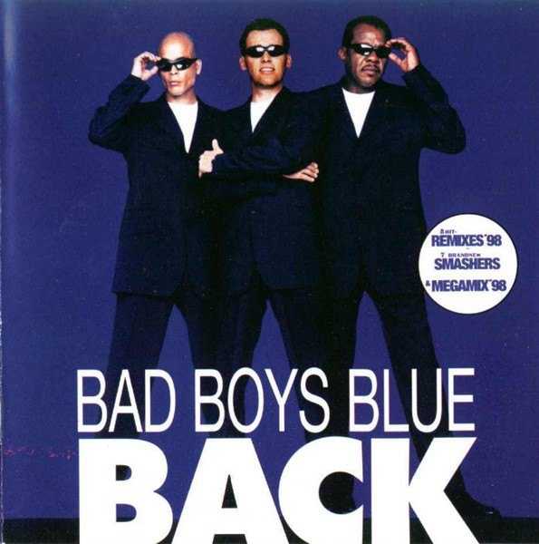 BAD BOYS BLUE R-101410