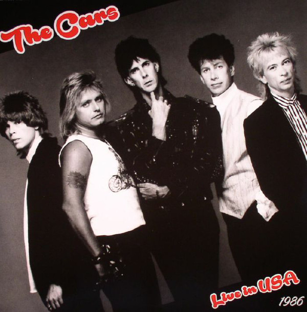 THE CARS (RIC OCASEK, BEN ORR, ELLIOT EASTON, GREG HAWKES) R-101510
