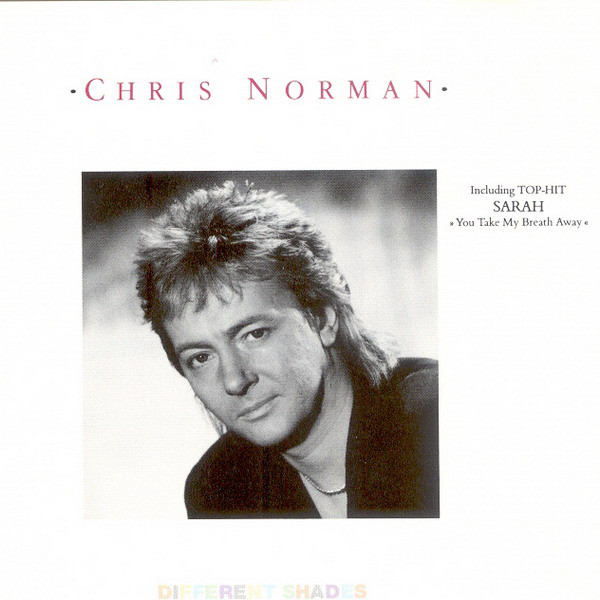 CHRIS NORMAN R-137310