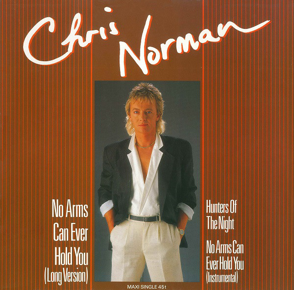 CHRIS NORMAN R-139110