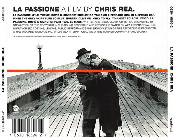 Chris Rea - мастер блюза и софт-рока R-16010