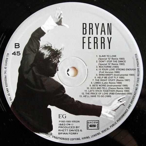 BRYAN FERRY R-179410