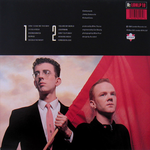JIMMY SOMERVILLE R-228511