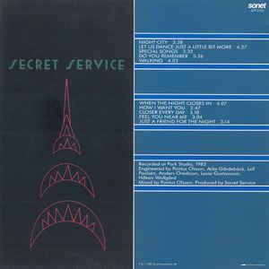SECRET SERVICE R-238011