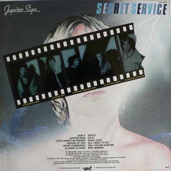 SECRET SERVICE R-351511