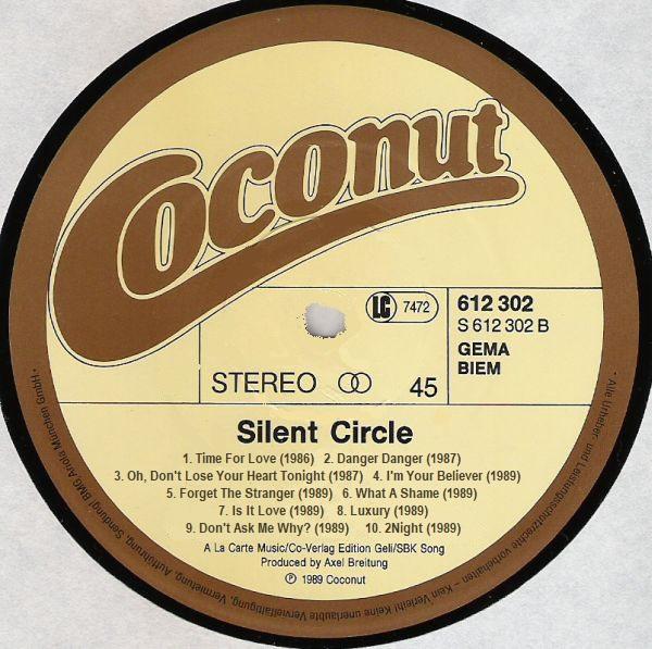 SILENT CIRCLE R-356210