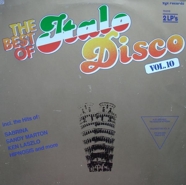 THE BEST OF ITALO DISCO R-461512