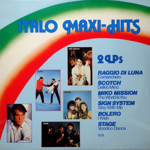 THE BEST OF ITALO DISCO R-510310