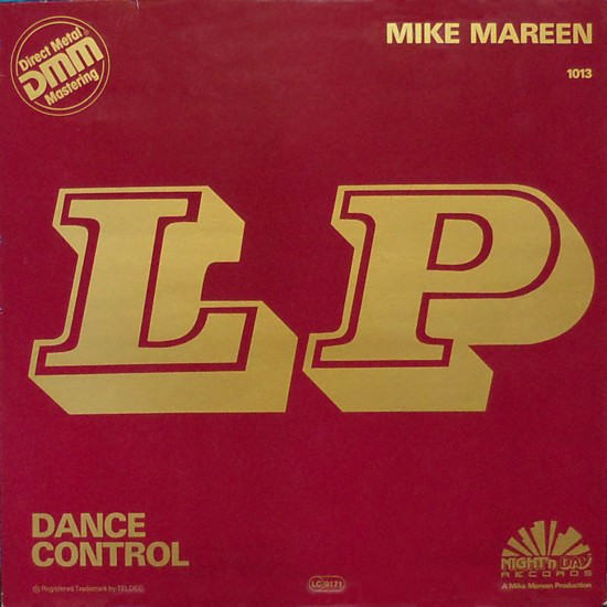 MIKE MAREEN R-545410
