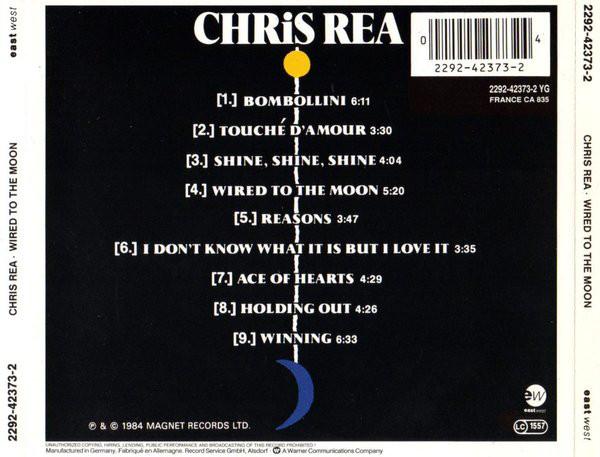 Chris Rea - мастер блюза и софт-рока R-576311