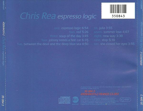 Chris Rea - мастер блюза и софт-рока R-604811