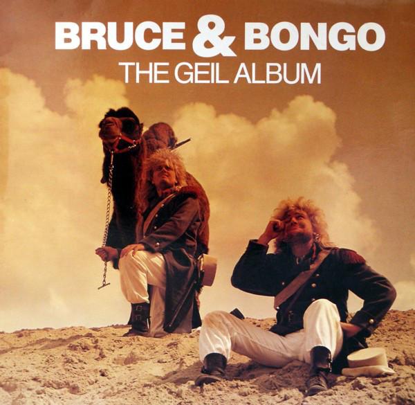 BRUCE & BONGO (Bruce Hammond & Douglas Wilgrove) R-641110