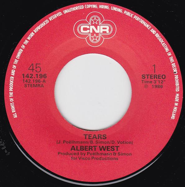 ALBERT WEST R-704011
