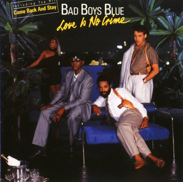 BAD BOYS BLUE R-757013