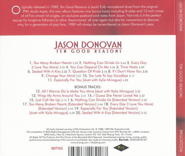 JASON DONOVAN R-860111