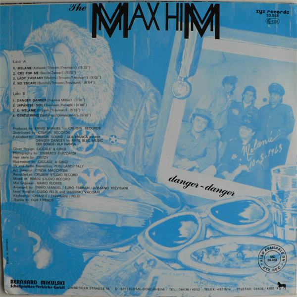 MAX HIM R-922610