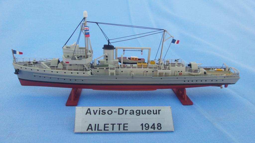 Un Aviso Dragueur M35 Heller 20120258
