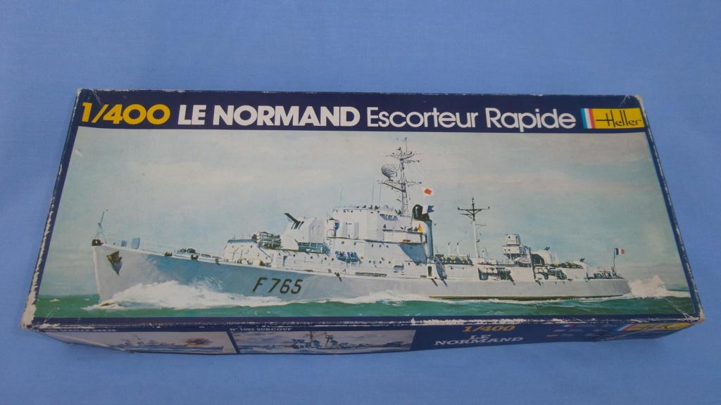 Escorteur rapide Type E 52 A LE PICARD Réf 81093 20120828
