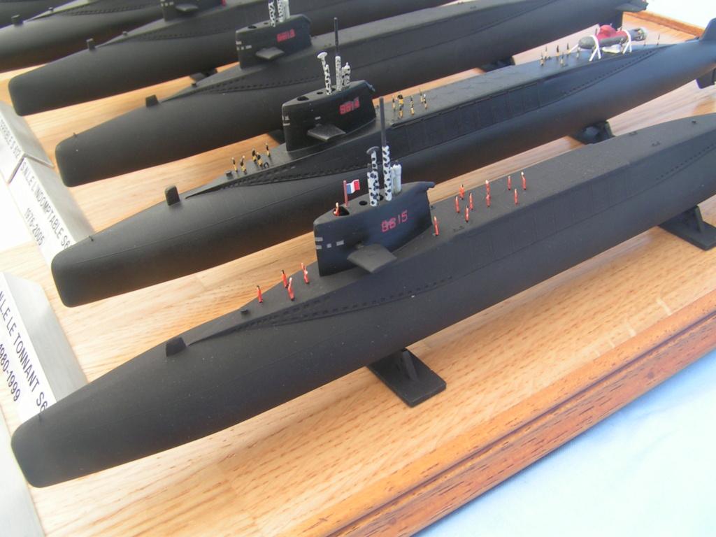 Les sous-marins nucléaire lanceur d engins SNLE de la classe REDOUTABLE Pict0016