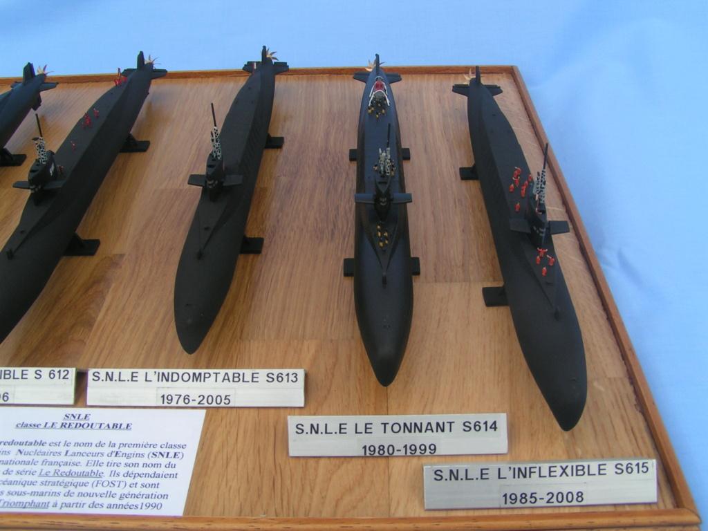 Les sous-marins nucléaire lanceur d engins SNLE de la classe REDOUTABLE Pict0017