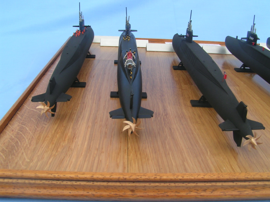 Les sous-marins nucléaire lanceur d engins SNLE de la classe REDOUTABLE Pict0019
