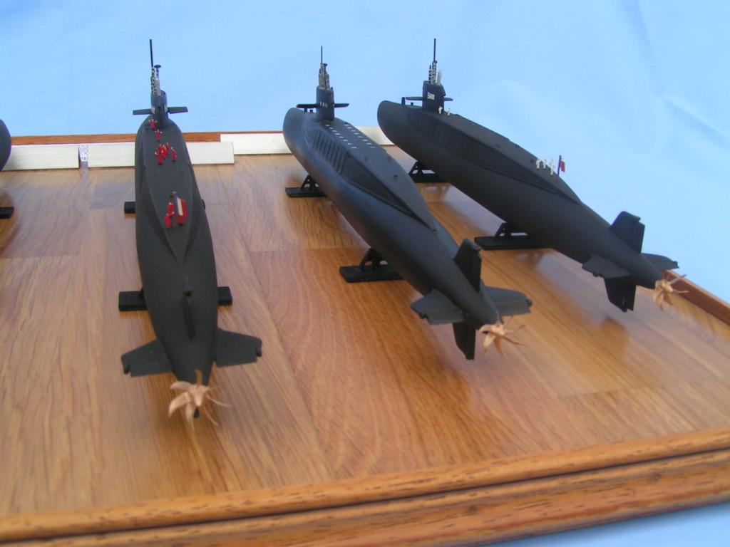 Les sous-marins nucléaire lanceur d engins SNLE de la classe REDOUTABLE Pict0020