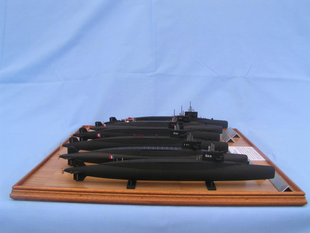 Les sous-marins nucléaire lanceur d engins SNLE de la classe REDOUTABLE Pict0024