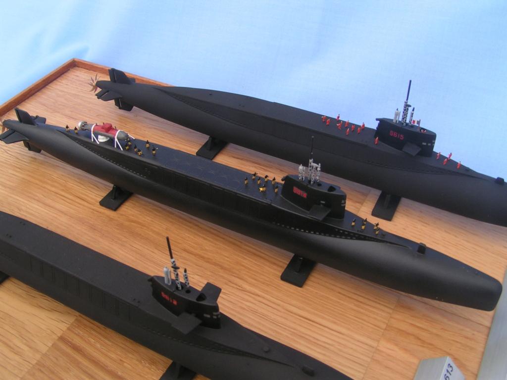 Les sous-marins nucléaire lanceur d engins SNLE de la classe REDOUTABLE Pict0025