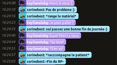 [R.] Rapports d'actions RP de sorinebest  - Page 2 210