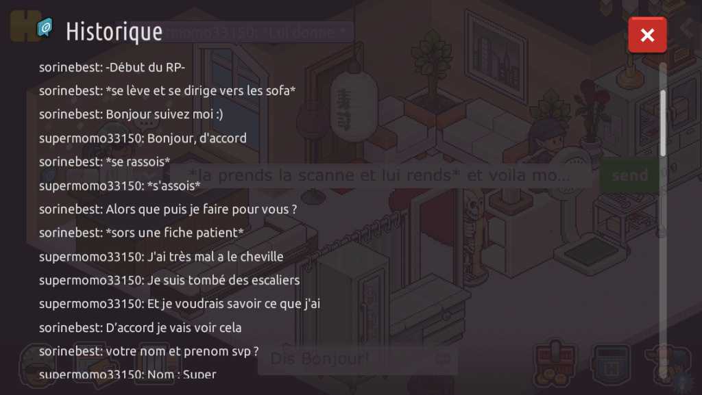 [R.] Rapports d'actions RP de sorinebest  - Page 2 28470b10