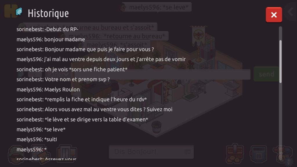[R.] Rapports d'actions RP de sorinebest  - Page 2 Ad93bf10