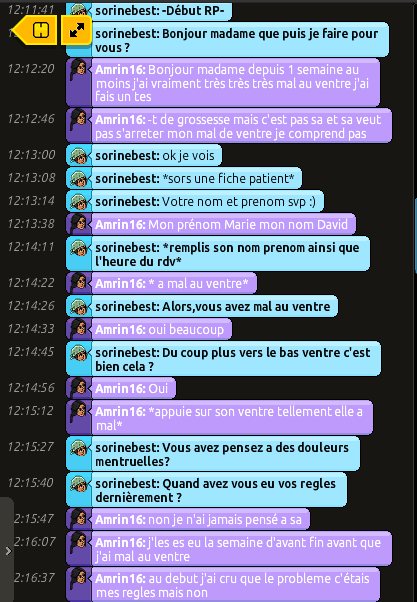 [R.] Rapports d'actions RP de sorinebest  - Page 2 Rp411