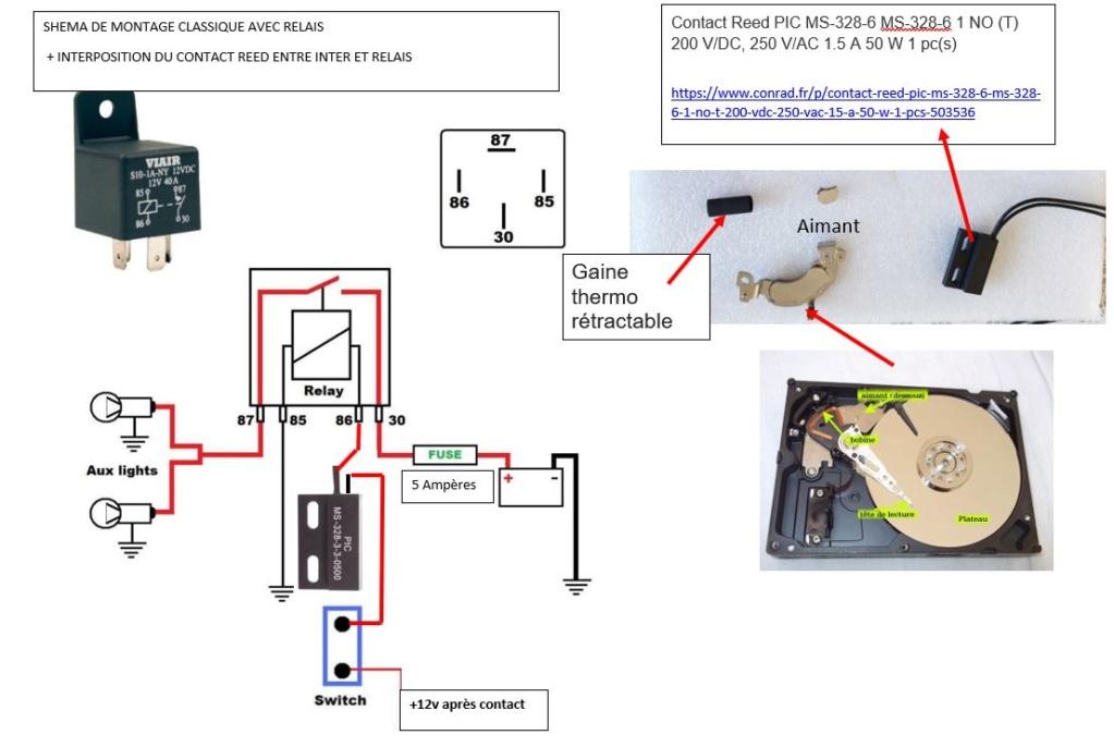 Installation de feux LED additionnels  - Page 29 1110