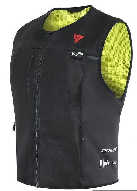 Dainese Smart Jacket, gilet airbag sans fil universel Captur13