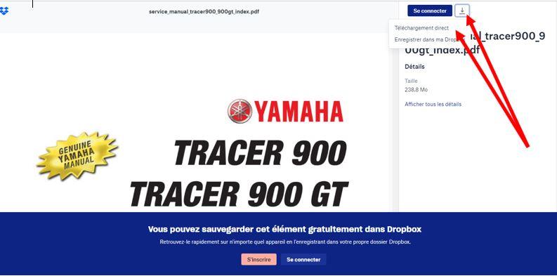 Manuel Entretien Online Tracer 900 GT - Page 2 Dj_not10