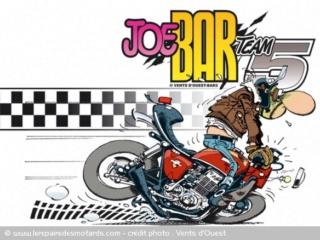 Amortisseur arrière Joe-ba12