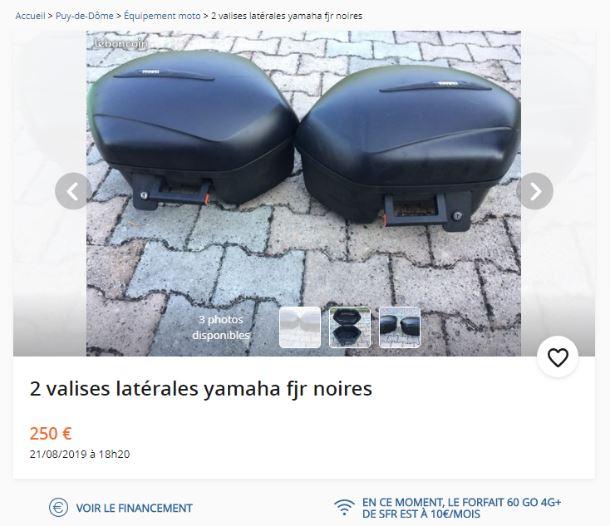valise pour casque avec la GT Valise10