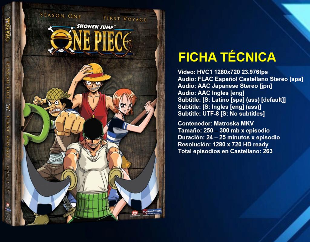 One Piece Catellano - Inglés - Japonés Op12