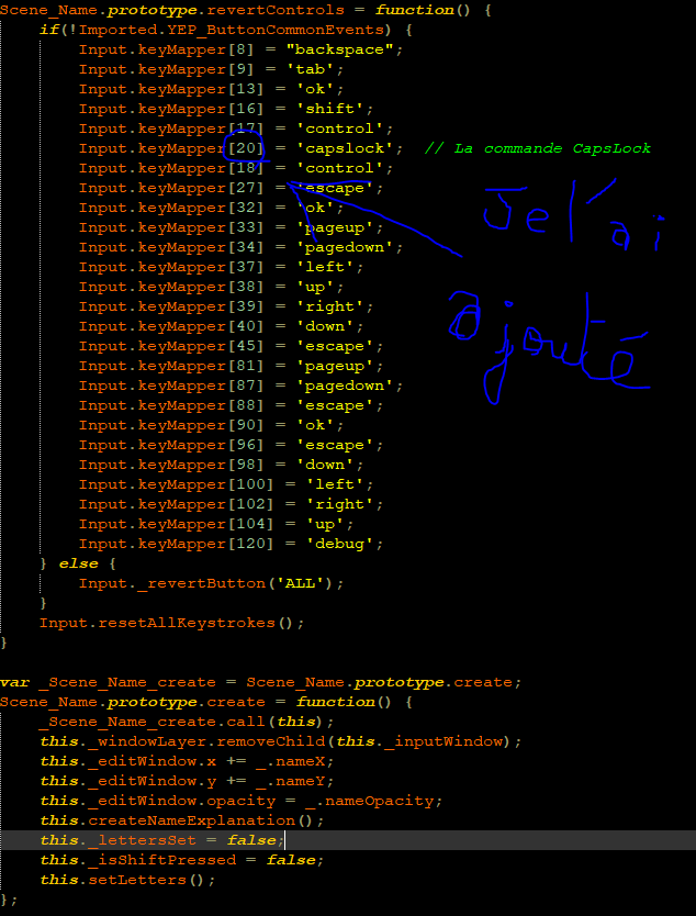 Le Plugin NameInputUpgrade - Verr.Maj [Résolu] Script11