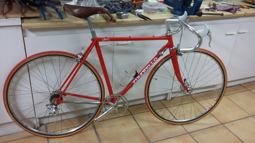 restauration Pinarello  - Page 2 20181028
