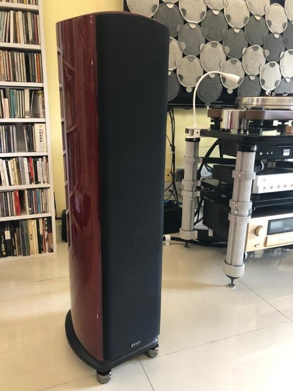QUAD Z3 floorstand speaker (Repost, Price Reduced) Quad_z12