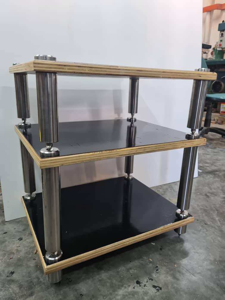 3 tiers hifi rack(SOKD) Whats120