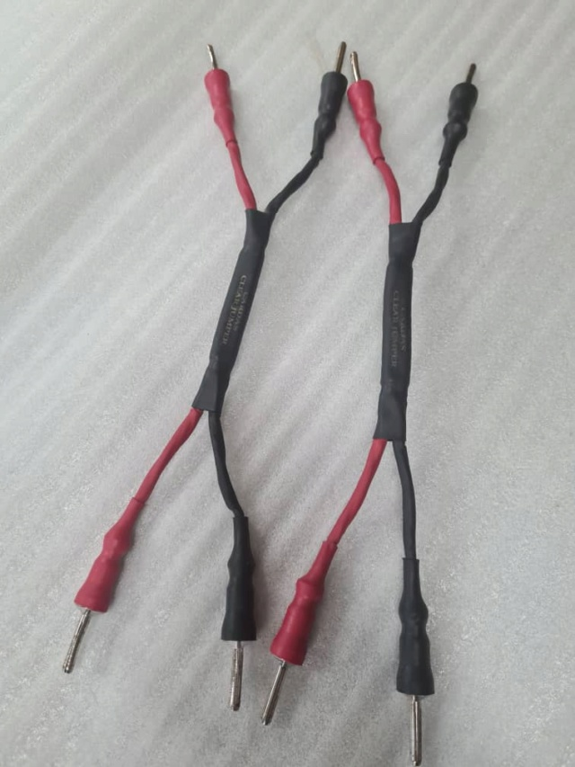 Cardas Clear Jumper Cable Whats190