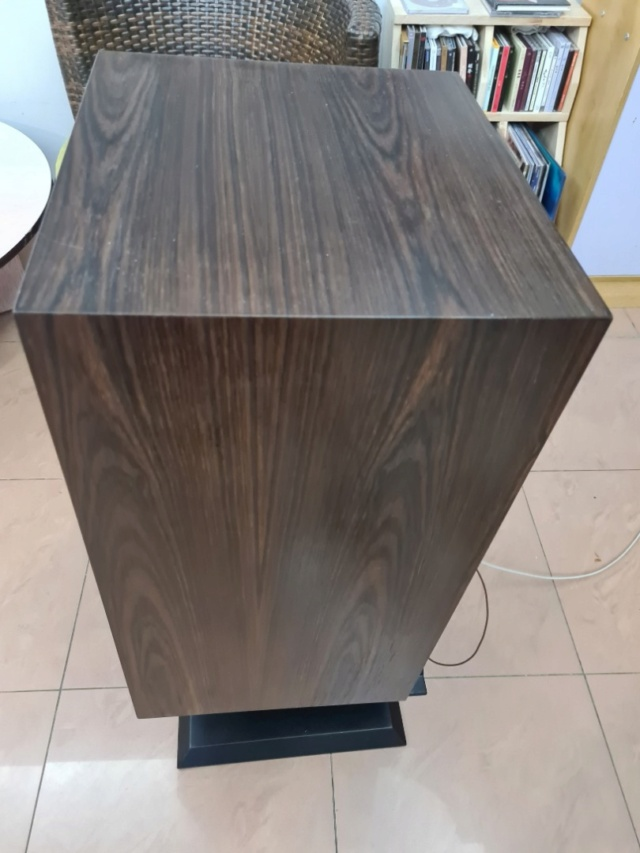 JBL L100 with DIY stand Whats220