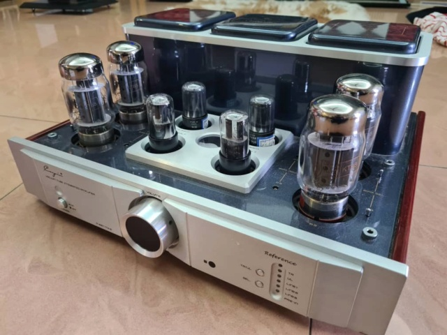 Cayin A-88t MK2 REFERENCE (SOLD) Whats222