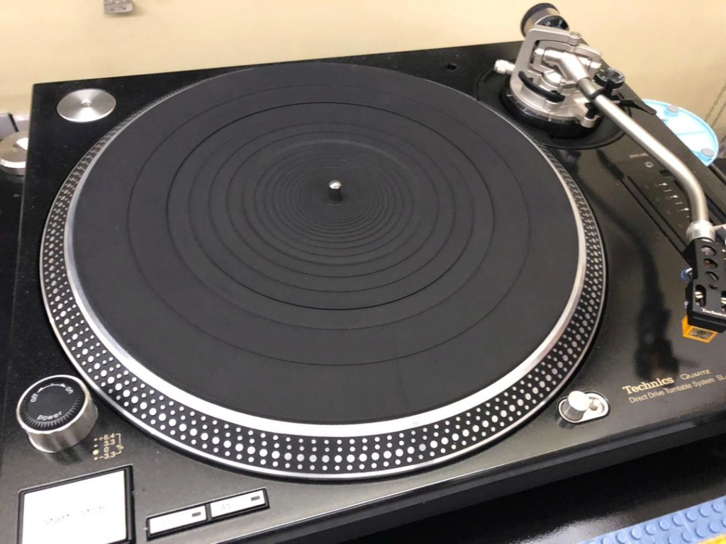 Technics SL-1200 MK5G Turntable (Black) price reduced Whatsa34
