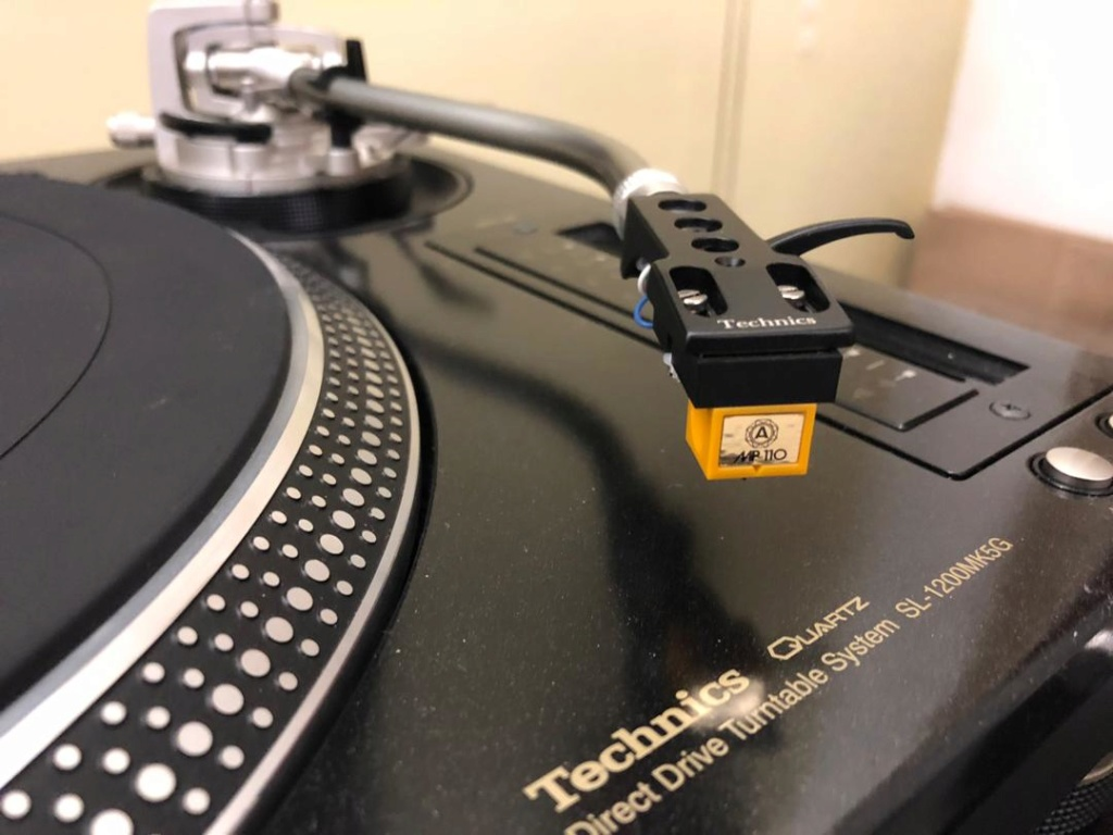 Technics SL-1200 MK5G Turntable (Black) price reduced Whatsa35